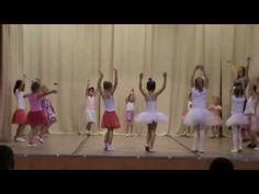 Játékország - Ovis vizsgabál MVTK 2014. - YouTube