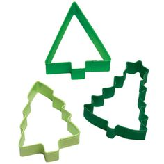 Trees Cookie Cutter Set - 2308-1103   Country Kitchen SweetArt