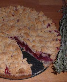 #Histaminfreier Zwetschgenkuchen mit Streusel #histamin