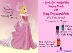 Naturally put Insomnia to Sleep with Young Living Essential Oils. www.youngliving.org/jvega75