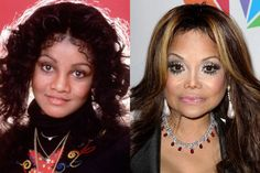 The Town Bird: 10 most shocking celebrities plastic surgery failures Jackie Stallone, Nikki Cox, Bad Plastic Surgeries, Plastic Surgery Gone Wrong, Pete Burns, Celebrities Before And After, Celebrities Then And Now, Bruce Jenner, Mickey Rourke