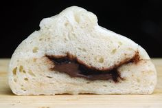 Nutella Baozi : Steamed Chinese Buns... and a Loaf of Bread!