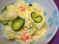 ♫【深夜食堂】馬鈴薯沙拉2STYLE「ポテトサラダ」