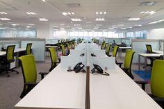 Ipsos Bimsa . #furniture #offices #Actiu