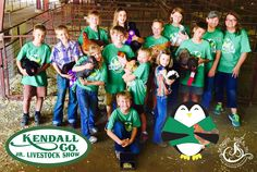Kendall jr livestock2