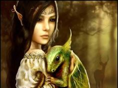 I got: Eleniel! What Is Your Elvish Name?