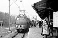 station ede-wageningen 1969