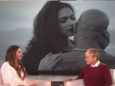 WATCH: Deepika Padukone reveals her crush for Vin Diesel on 'Ellen DeGeneres Show'
