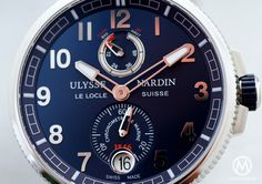 Reviewing the Ulysse Nardin Marine Chronometer Manufacture | WatchTime - USA's No.1 Watch Magazine