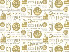 50 Pattern by Steve Wolf
