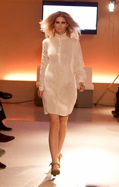 "El Naturalista Style ""Dome"" in Fashion Show Barcelona http://shop.elnaturalista.com/n767-desert-chocolate-dome.html"