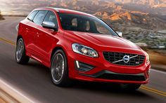 volvo s60 | 2014 Volvo XC60 R-Design front motion view Photo #346999 - Motor Trend ...