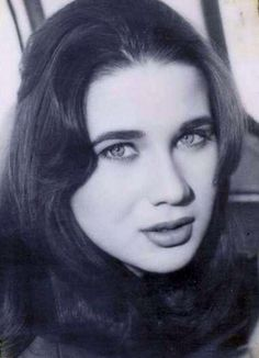 "The egyptien actress ""zubaida tharwat"" the most beautiful adorable eyes ever"