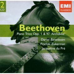 Daniel Barenboim - Beethoven: Piano Trios Op 1 & 97