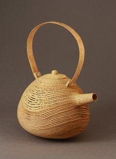 by Pascal Oudet  Untitled, 2010   Oak, Brass, Holly