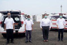 Toyota Indonesia Serahkan Bantuan Ke Masyarakat dan Tenaga Medis Indonesia