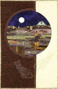 Postcards From Japan Applique Patterns.