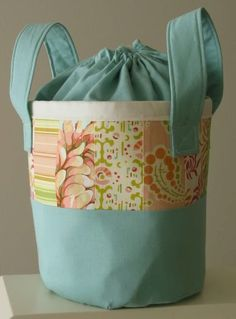 Sew a Bagsket - sew-whats-new.com