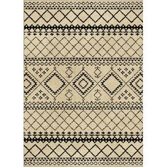 Bedroom: Threshold™ Aztec Fleece Area Rug, Target, $89.99