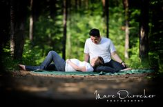 Maternity Picture Ideas Outdoors | Timmins Maternity Photographer - Outdoor Pregnancy Photoshoot ...
