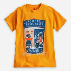 Carousel of Progress t-shirt.
