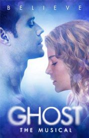 Ghost - Open Run at the Lunt-Fontanne Theatre