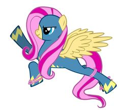 My Little Pony Creator - High Fluttersky (The Wonderbolts)