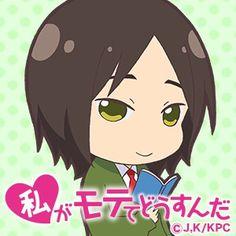 Watashi Ga Motete Dousunda | Я требую яоя!