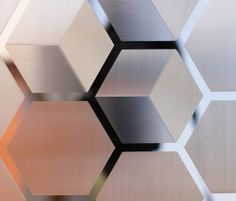 Cube by Inox Schleiftechnik | Metal | Metal: sheets/panels