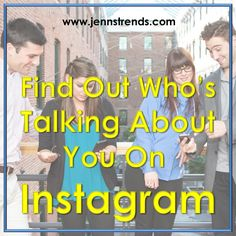 Chances are your customers are using Instagram. And they could very well be talking about you on Instagram. Here's how to find out what they're saying.