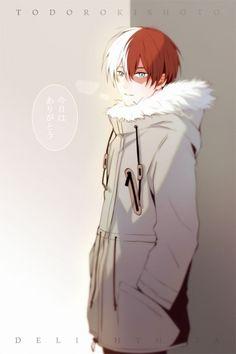My Hero Academia // BNHA // Shoto Todoroki