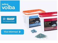 Požerové nástrahy pro hlodavce BASF