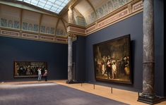 The Rijksmuseum is poised to reopen on April 13, after a lengthy renovation that restored much of its 19th-century grandeur, and paired it with 21st-century lighting and technology.