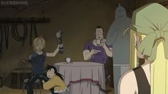 Discovered by ☾。奉迎至我が頁。☼. Find images and videos about anime, manga and fullmetal alchemist on We Heart It - the app to get lost in what you love. Fullmetal Alchemist Brotherhood, Fullmetal Alchemist Edward, Ling Fma, Der Alchemist, Like A Lion, Edward Elric, Anime Screenshots, Sleep Deprivation, Manga Comics