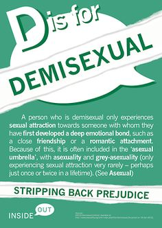 Demisexual | Tumblr