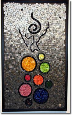 mosaic art source - sama - mosaic arts international 2008 photo gallery - miami, florida