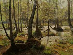 Forest Marsh - Gottfrid Kallstenius