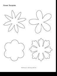 Znalezione Obrazy Dla Zapytania Szablony Kwiatow Z Papieru Blomstermal Papirblomster Stoffblomster