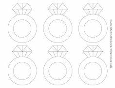living with ThreeMoonBabies   free printable: Diamond Ring Valentines