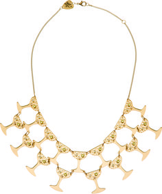 Champagne Fountain Necklace - £180: http://www.tattydevine.com/champagne-fountain-necklace.html