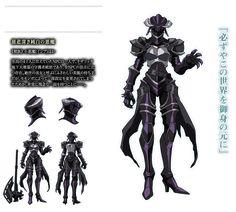 Albedo B (1126×1014) Anime Overlord