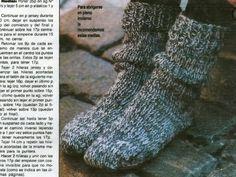 CALCETINES INVIERNO PARA ADULTOS Crochet Doilies, Knit Crochet, Knitting Socks, Fingerless Gloves, Hosiery, Arm Warmers, Delaware, Stockings, Pattern