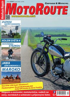MotoRoute Magazin Nr. 2/2017; Read online: https://www.alza.cz/media/motoroute-magazin-2-2017-d4838956.htm