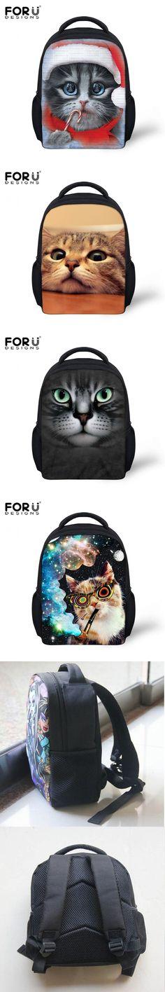 Mini Cute Pet Cat Bag Children School Bags Kids Kindergarten Baby Schoolbag for Boys Girl Small Backpack Animal Mochila Infantil