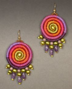 Joan Babcock Earrings by susana