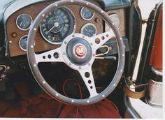 Mini Radford Fiat 500, Classic Mini, Classic Cars, Mini Morris, Wooden Car, Car Interiors, Small Cars, Jaguar, Cars And Motorcycles