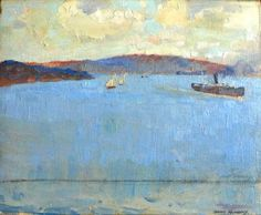 horace trenerry paintings | Art Gallery of New South Wales - Archive: Works