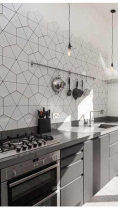 Lovely geometric tiles