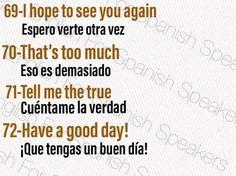 Spanish Practice, Learn To Speak Spanish, English Vocabulary Words, Spanish Language Learning, English Phrases, Learn English Words, Learn A New Language, English Today, Spanish English