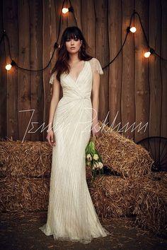 Vestito Da Sposa 2017 Collezione Bridal Jenny Packham Scollo A V